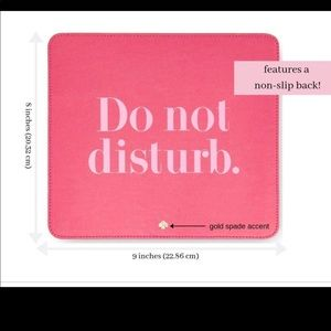 New Kate Spade Mouse Pad